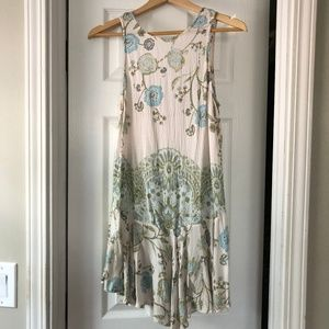 Intimately Free People Floral Sundress S